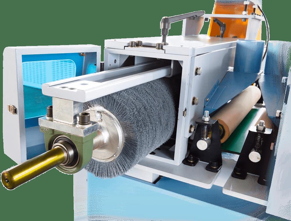 surface finishing machinery