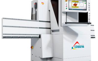 Descubre el nuevo Taladro CNC Drill 650V de Comeva